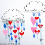 Paper Plate Cloud – Shower You With Love