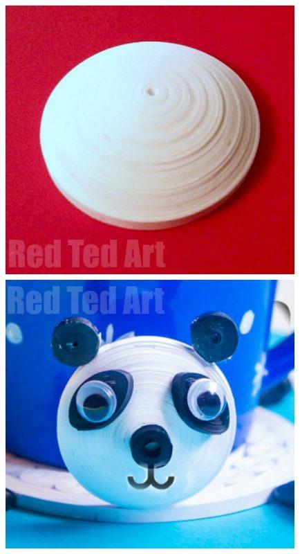 quilled-panda-coaster