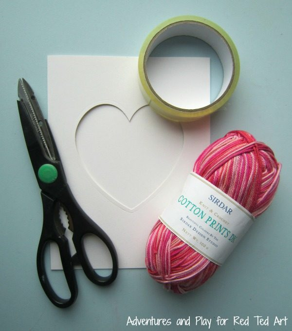 resources-needed-for-yarn-valentine-card