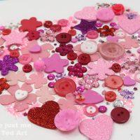 Heart Wall Art for Kids