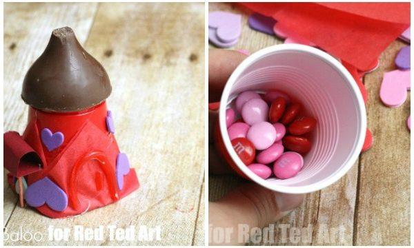 Fairy House Treat Cups