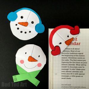 winter-bookmark-design