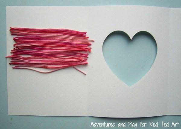 yarn-heart-card