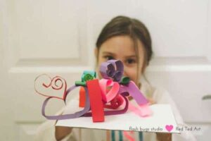 heart-sculptures-paper-crafts