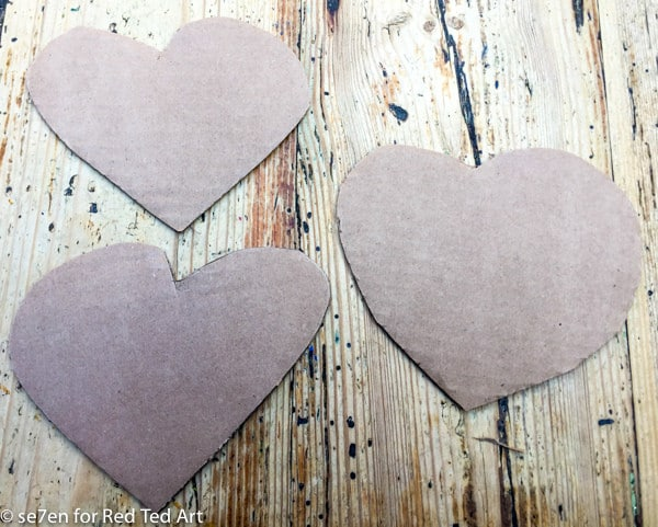 recycled heart puppets (5)