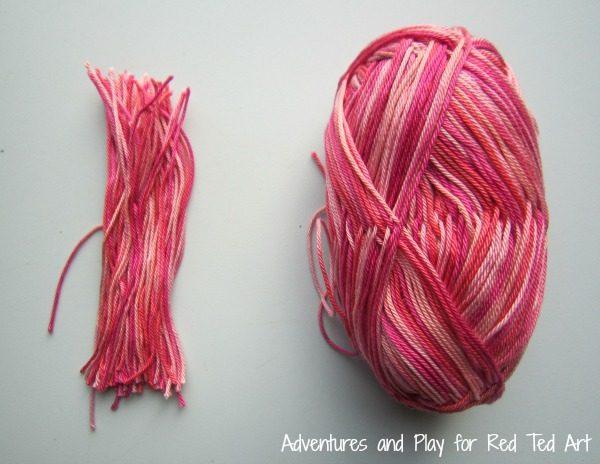 yarn-valentine-craft