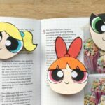 The Powerpuff Girls Bookmarks