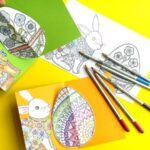 Easy Pop Up Easter Card DIY