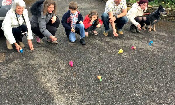 Easter Egg Roll Activity