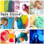 No Borax Easy Slime Recipes