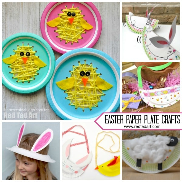 easter craft ideas for kindergarten paper plate easter crafts for preschool ted s 6488