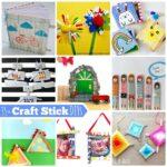 35+Craft Stick Crafts – Easy Crafts for Kids