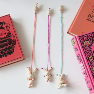 Easter Corner Bookmarks & More - the cutest bookmark designs for Easter and Spring reading!