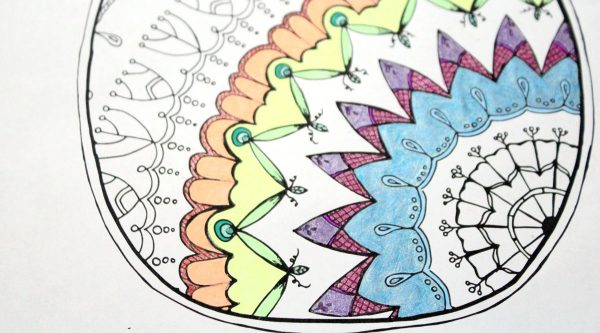 Easter Egg Coloring Pages U2013 Materials