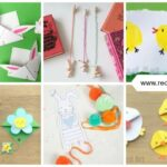 Easter Corner Bookmark Designs & More