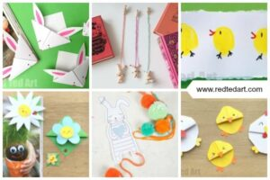 Easter Bookmark Ideas