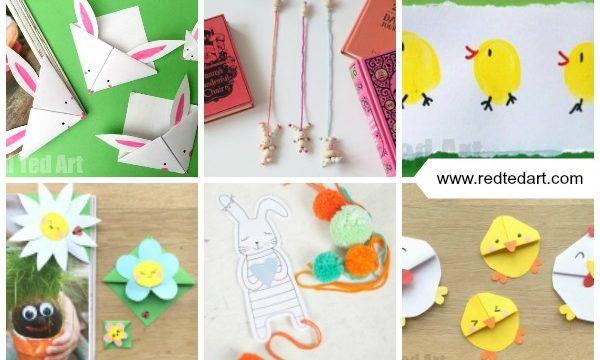 Easter Corner Bookmark Designs & More