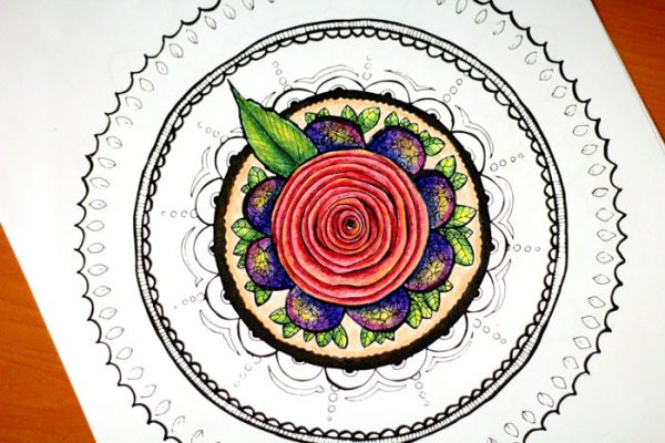 Easter Egg Coloring Pages for Adults Red Ted Arts Blog