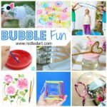 19+ Bubble Activities for Kids – Fun with Bubbles