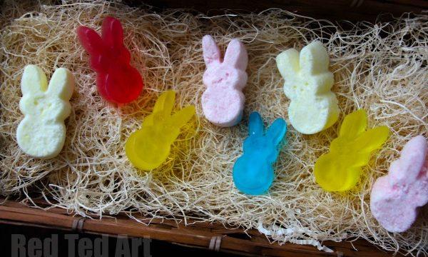 Easter Bath Bomb Recipe