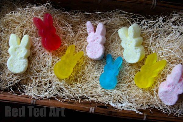 Easter Bath Bombs