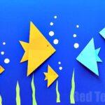Easy Fish Origami