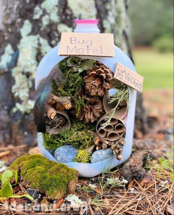 Simple Bug Hotel for Kids - Red Ted Art - Make crafting with kids ...