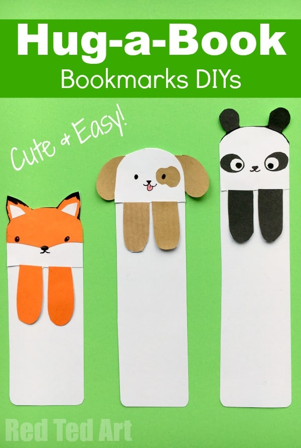 printable fox bookmarks bookmark bookmark ideas ted s 2765