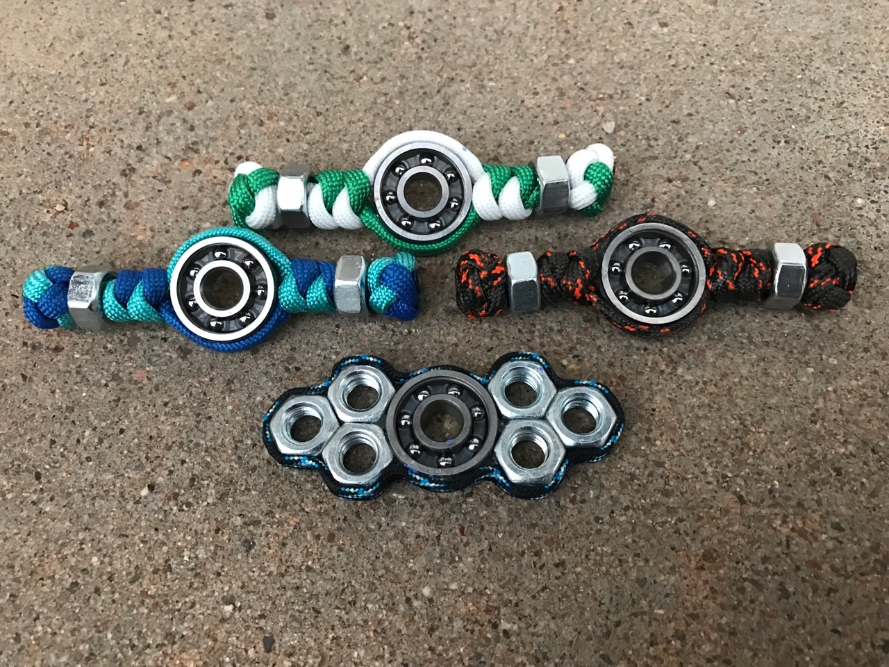 Fidget Spinners DIY