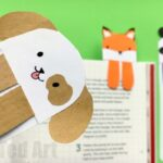 Dog Bookmark – Cute Bookmark Ideas