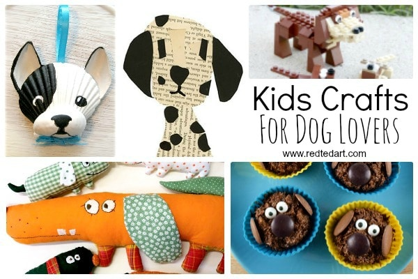Easy Dog DIY Ideas - Love Dogs? If you are a huge fan of our canine friends, you will hopefully LOVE LOVE LOVE these Dog DIYs and Dog Crafts. Whether you are looking for Dog Crafts for Kids to make or want to treat your dog to a homemade Dog DIY treat or toy.. take a look at these... Love love love.