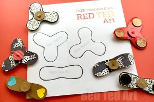 How to make a fidget spinner DIY. DIY Fidget Spinners - are you looking for easy Fidget Spinners DIYs? Here are a great set of DIYs that show you how to make Fidget Spinners. There are a variety. Fidget Spinners without bearings, as well as cool bearing Fidget Spinner diys. So fun! These also make great Science Fair investigations. Read on for more information. Have fun with your DIY Fidget spinner!!!