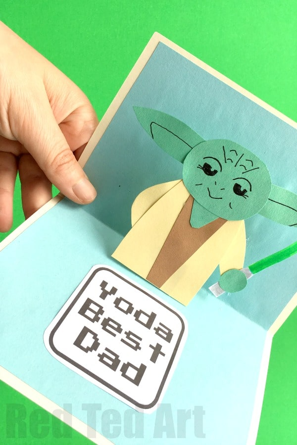 Fathers day card ideas for toddler 12