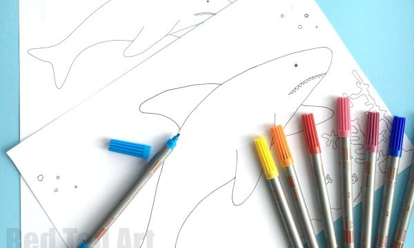 Educational Coloring Pages For Kindergarten : Colouring pages archives red ted art s
