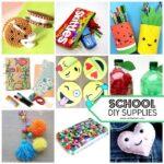 School Supplies DIY Ideas