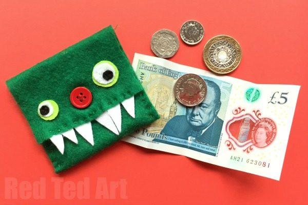 sew a monster purse