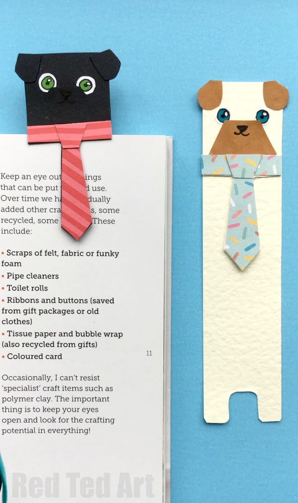 how to make a paper pug