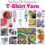 T-Shirt Yarn Ideas