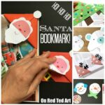 Easy Christmas Bookmark Ideas for Kids