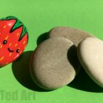 DIY Stone Ring – Kawaii Strawberry Ring DIY