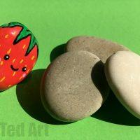 DIY Stone Ring – Kawaii Strawberry Ring DIY