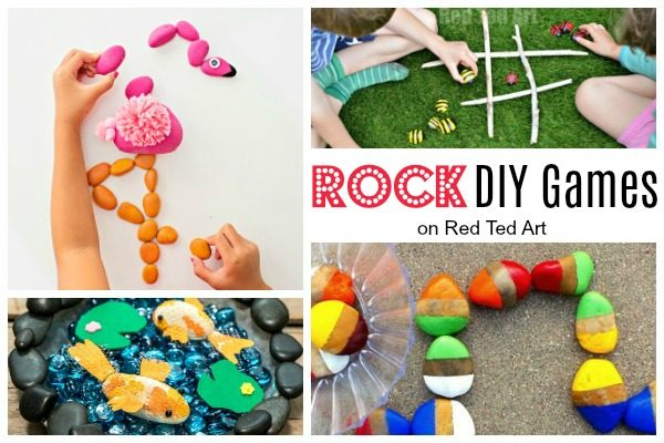 #rocks #rockpainting