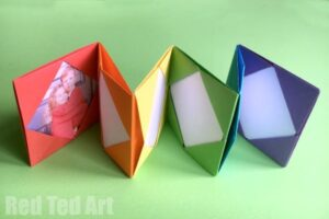 Similarly We Have A Fabulous Rectangular Origami Box For You To Check Out And Try Too