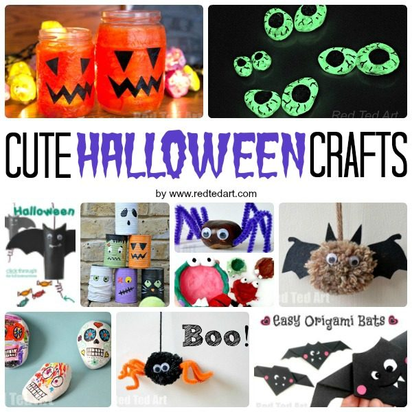 Cute Halloween Crafts For Preschool Love These And Easy Ideas Young Kids