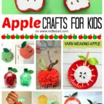 27 Easy Apple Craft Ideas