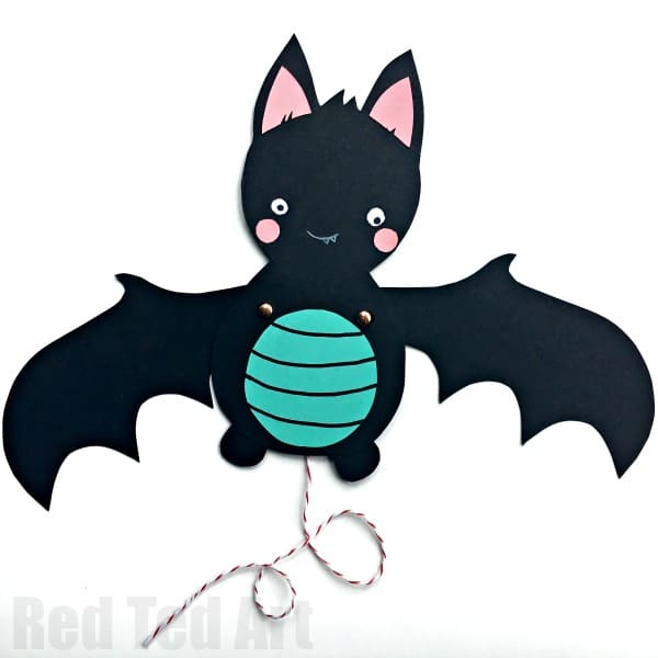 Super Cute And EASY Origami Bats The Kids Will Love These