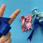 How to Make a Perfect Bow – Hair Bow DIY