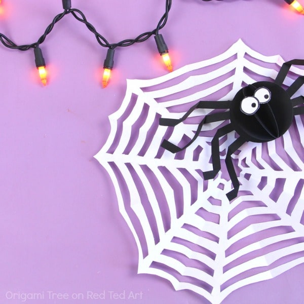 How to Make Hot Glue Spiders | ThriftyFun | 600x600
