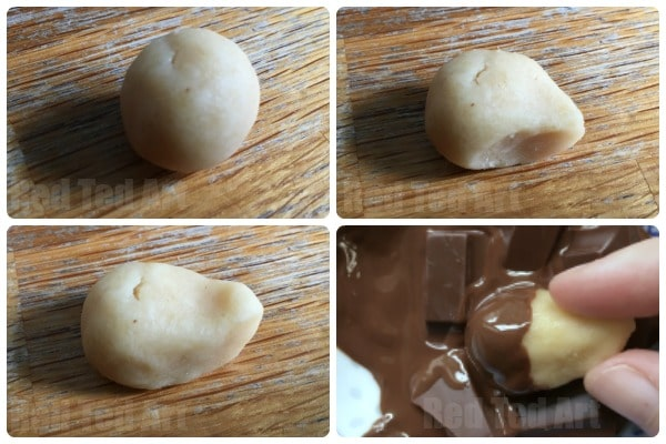 How to make a fondant hedgehog for hedgehog cupcakes or hedgehog cakes
