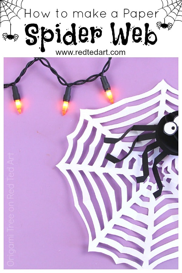 Quilled Spider - Halloween Quilling tutorial for beginners | 900x600